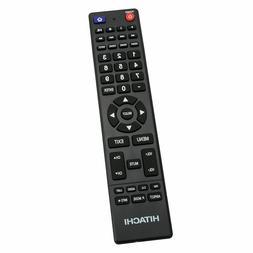 New 850125633 Replace Remote for Hitachi TV LE32E6R9 LE32A50