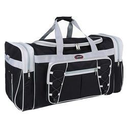 New Duffle Bag Extra Large Travel Gym Sport Shoulder Strap M