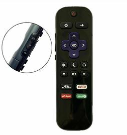 New Insignia Roku TV Replaced Remote NS-RCRUS-17 Spotify Goo