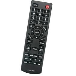 New Insignia TV Remote for NS-39L400NA14 NS19E310NA15 NS65D5