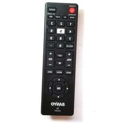 NEW Sanyo NH315UP Remote Control for FW55D25F-B