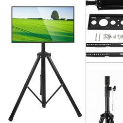 NEW Portable Tripod TV Stand - Television LCD Flat Panel Mon