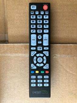 "NEW USBRMT REMOTE CONTROL FOR SEIKI LCD / LED TV FOR 19"" ~ 6"