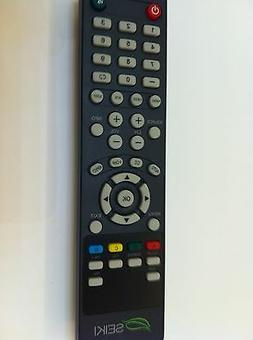 New Genuine SEIKI TV REMOTE Contro For all 2012 2013 2014 SE