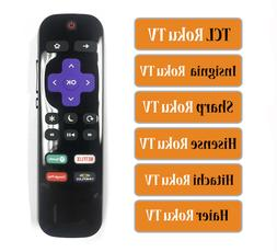 Remote for TCL/SANYO/ Hisense/ Philips/ Hitachi/ RCA and Mor