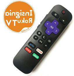 New Replacement Remote for Insignia ROKU TV™ w/ Volume Con