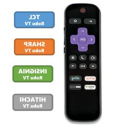 New Replacement Remote for TCL/Insignia/Sharp/Haier/Hitachi