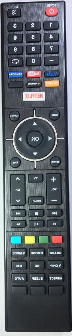 New SEIKI  Element Replacement Smart TV REMOTE CONTROL for S