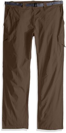 NEW Columbia Silver Ridge Big & Tall Cargo Pant Major/Brown