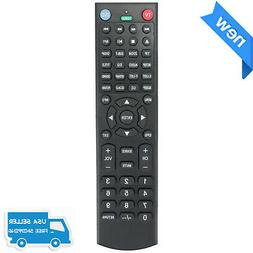 New TV DVD Combo Remote Control for JENSEN JTV19DC JE2815 JE
