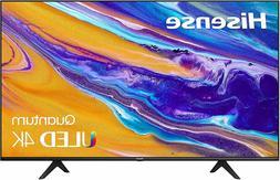 NEW  Hisense ULED 4K Premium 50U6G Quantum Dot QLED Series 5