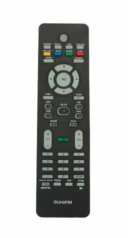 NF804UD Remote for Magnavox LCD TV 19MF330B 22ME360B 32MF330