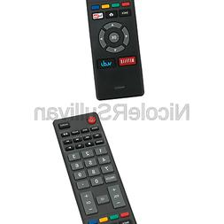 New NH409UD Remote Control fit for Magnavox LED Smart HDTV T