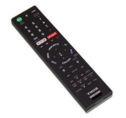OEM Sony Remote Control Originally Shipped With: XBR75X850D,