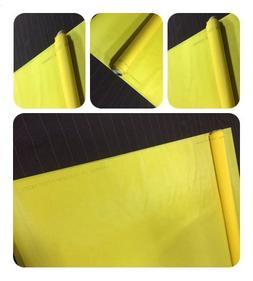 ETPUVIUMBE Screen Printing Mesh Yellow 250M 50inch 1Yard Pol