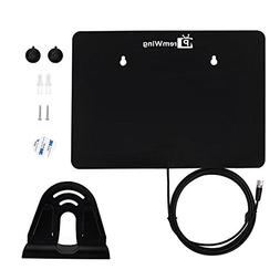 PremWing Paper Thin Indoor Digital HDTV Antenna 30 miles ran