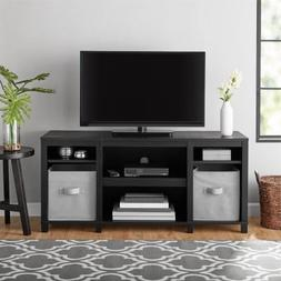 "Mainstay.. Parsons Cubby TV Stand Holds Up to 50"" TV,"