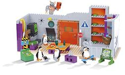 COBI The Penguins of Madagascar Secret Mission HQ