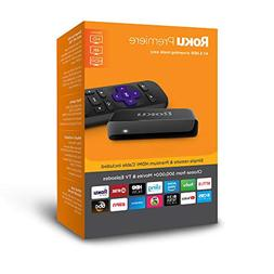 Roku Premiere | HD/4K/HDRStreaming Media Playerwith Simp