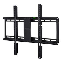 "Ultra Slim 1"" Fixed TV Wall Mount Bracket for 32-70 Inch LED"