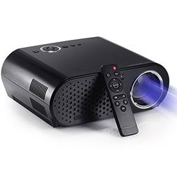 Simplebeam Projector GP90 Native 720p WXGA Video LCD 3200 LM