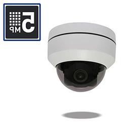 Morphxstar PTZ IP PoE Security Camera 5 Megapixel Super High