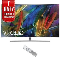 """Samsung QN65Q7CAM Curved 65"""" 4K Ultra HD Smart QLED TV  with"""