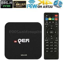 R39 8G Android 6.0 RK3229 Quad-Core Smart TV Box WiFi H.265