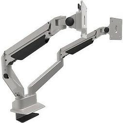 Compulocks Reach Dual Screen Articulating Double Arm VESA Mo