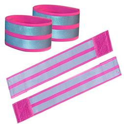 no!no! Reflective Belt/Wristband/Armband/Ankle Band for Runn