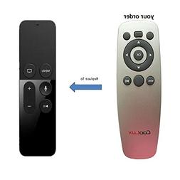 Coolux Brand Remote Control of Apple TV Mac, iPad iPhone