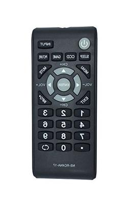 New Remote NS-RC4NA-17 NSRC4NA17 fit for INSIGNIA LCD TV NS-