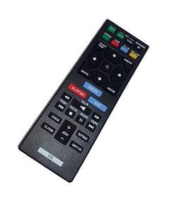 Replaced Remote Control Compatible for Sony BDP-3700 RMTVB20