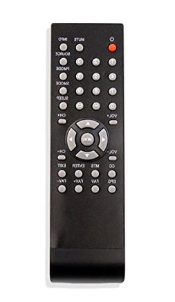 VINABTY New Replaced Remote fit for CURTIS LCD TV LCD2425A L