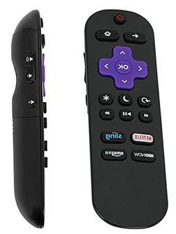 UBay Replaced SHARP EN3B32R SMART ROKU TV REMOTE CONTROL