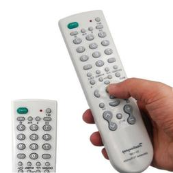 Replacement Universal TV Remote Control Controller White For