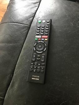 Factory Original Sony RMF-TX300U Smart TV LED 4K ULTRA HDTV