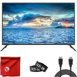 Sansui S50P28U 50-Inch 4K UHD DLED TV Ultra-Light Slim w/ HD