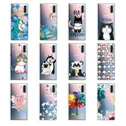 For Samsung A40S S10 M30 M20 M10 A70 A60 A50 Soft TPU Silico