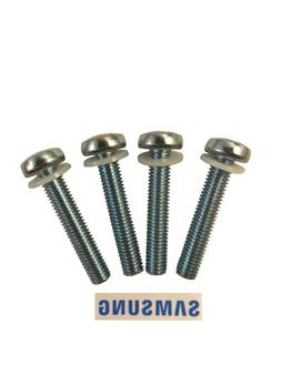 Samsung M8 x 43 TV mounting Bolts/Screws and spacer - for Sa