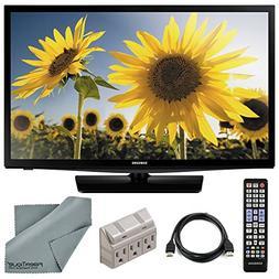 """Samsung UN28H4000 28"""" 720p 60Hz LED TV and Accessory Bundl"""