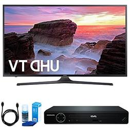 "Samsung UN50MU6300 50"" 4K UHD Smart LED TV  w/ HDMI DVD Play"