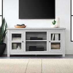 Sargent Oak 50 Inch Wide Television Stand Console For TV's U