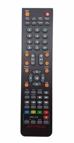 SCEPTRE TV DVD Soundbar Combo Remote for SCEPTRE TV DVD Soun