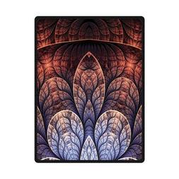 Scottshop Custom Fleece Blankets 58x80 Inch, Design Mitsubis