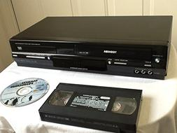 Toshiba SD-V295KU Tunerless DVD/VCR Deck Player Recorder COM