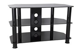 AVF SDC800CMBB-A  TV Stand for 10-inch to 42-inch TVs, Black