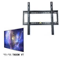 Shopantic TV Wall Mount Flat Screen Bracket Flat Panel Fixed