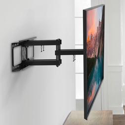 Single Arm Full Motion HD TV Wall Mount Articulating Bracket