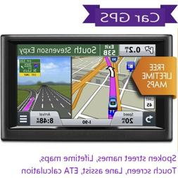 """Smart 50 LMTHD 5"""" inch GPS with Lifetime Maps & Traffic Touc"""